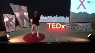 Taste your words | Ali Ghozlan | TEDxSmouha
