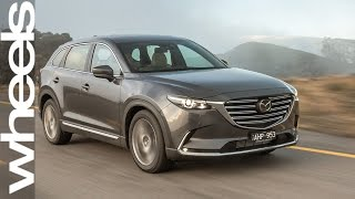 Mazda CX 9 Review Car Reviews Wheels Australia