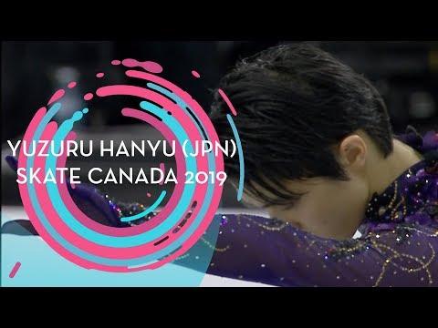 Yuzuru Hanyu (JPN) | 1st Place Men | Free Skating | Skate Canada 2019 | #GPFigure