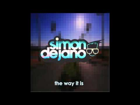 SIMON DE JANO - THE WAY IT IS (Instrumental)