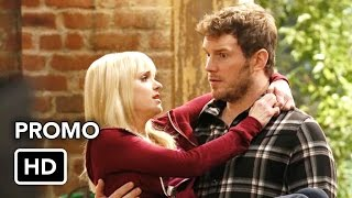 "Mom 4x11 Promo ""Good Karma and the Big Weird"" (HD) ft. Chris Pratt"