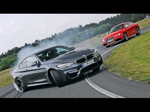 BMW VS AUDI DRIFT HD YouTube - Bmw vs audi