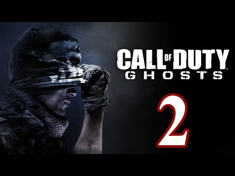Call of Duty: Ghosts Walkthrough PART 2 [PS3] TRUE-HD QUALITY