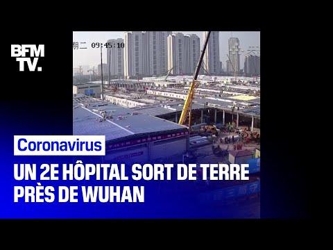 Coronavirus chinois: le deuxième hôpital d'urgence bientôt mis en service près de Wuhan