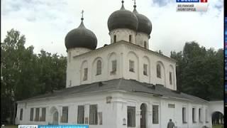 ГТРК СЛАВИЯ Пресс показ выставки в Антоново 14 06 17