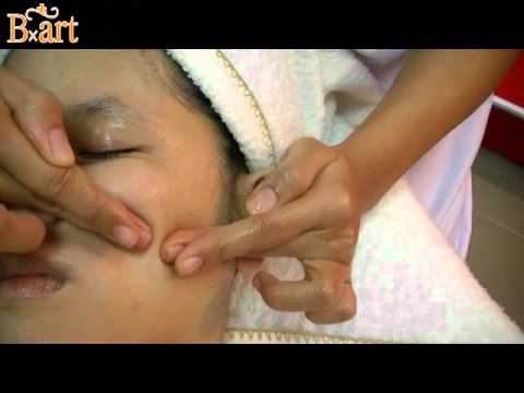 Massage mặt (Facial Massage)