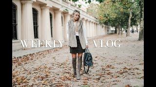 Outfit Diaries // What I Wore & Did for a Busy Week in London! // Fashion Mumblr