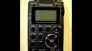 1 kHz & Sweep Frequency