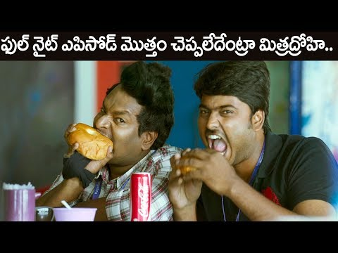sudarshan & Sathya hilarious Comedy Scene || Volga Videos
