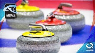WCT: Hasselborg (SWE) v Lijun (CHN) - Stockholm Ladies Curling Cup 2018