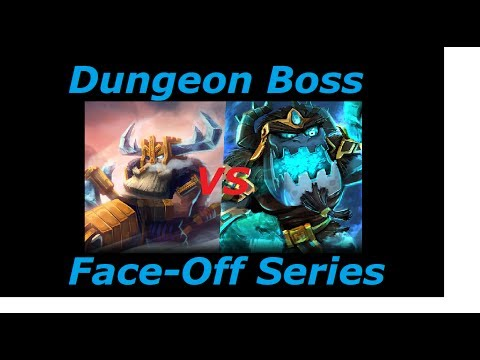 Dungeon Boss Face-Off Series - Valkin vs. Igorok