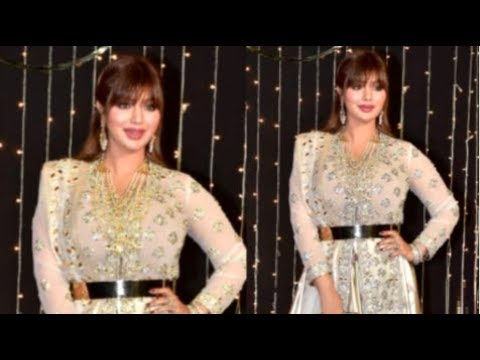 Ayesha Takia Shocking Unrecognizable Look After Plastic Surgery At