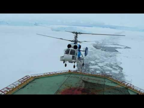 Открытие Антарктиды Фаддей Беллинсгаузен и Михаил Лазарев
