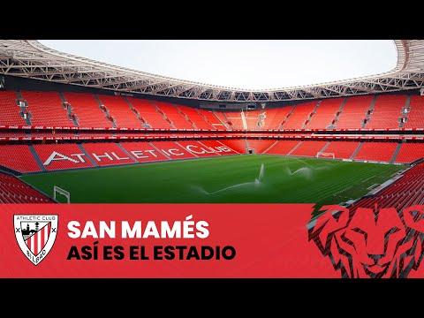 Así es San Mamés / Horrela da San Mames