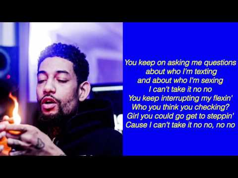 Pnb rock - Questions Lyrics (Official Audio)