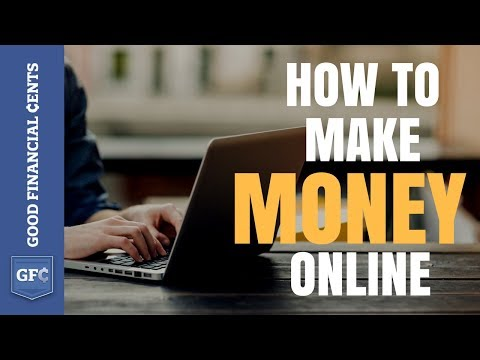 Make Money Online 💰: 13 Real Ways I Make Money Online (2018)