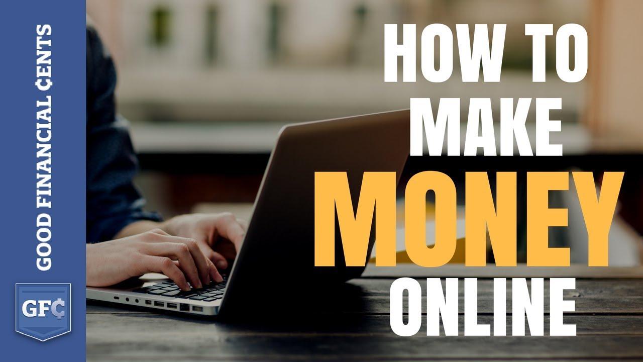 Make Money Online 💰: 13 Real Ways I Make Money Online ...