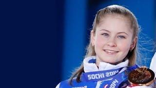 Юлия Липницкая на Олимпийских играх 2014 в Сочи.Фигурное катание.Julia Lipnitskaia.