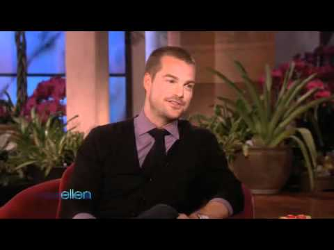 Chris O'Donnell is Fearless with Karaoke