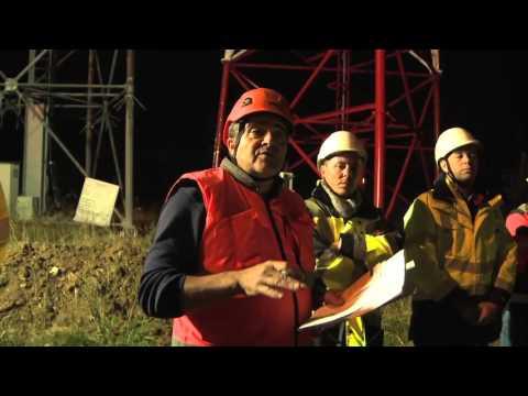 Circet installe un pylône télécom au sud de Paris pour Cofiroute