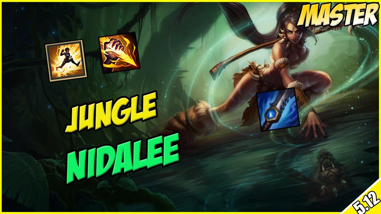Nidalee jungle