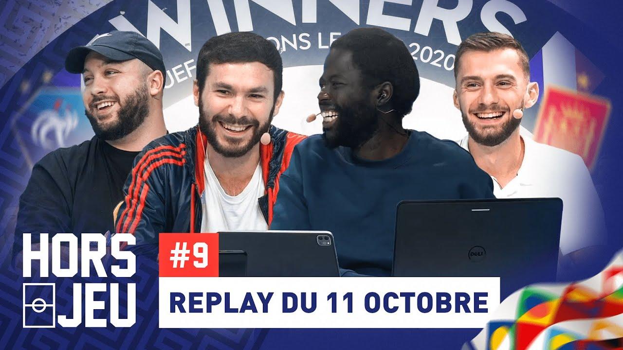 Download ⚽ HORS JEU DU 11 OCTOBRE: LA FRANCE CHAMPIONNE D'EUROPE 🤔