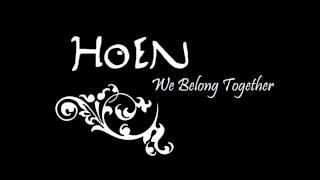 HOEN We Belong Together