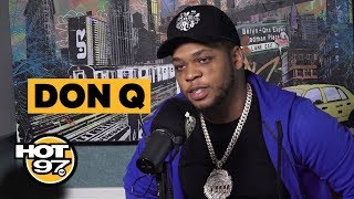 Don Q Discusses Why He Wasn't Allowed to Perform At Rolling Loud