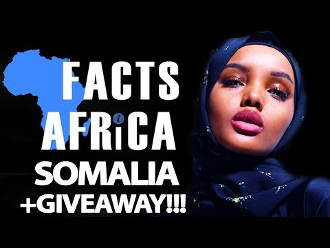 Facts About Somalia - Facts Africa Finale Samsung Galaxy S9 Giveaway