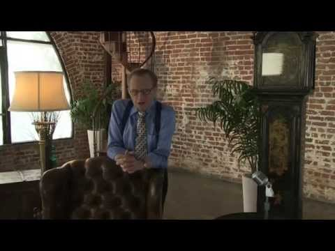 ALMA Bank on In View with Larry King
