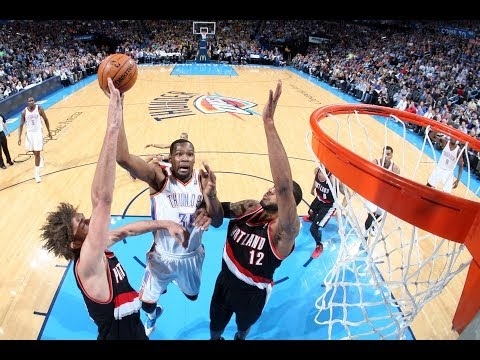Kevin Durant Stays Red Hot: Lights Up the Blazers for 46 Points and the W