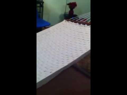 basket weave hammock with stand basket weave hammock with stand   youtube  rh   youtube