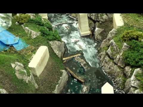 Building the River Scene: Part 65