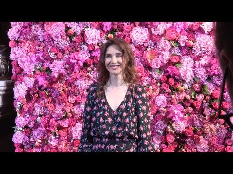 Carice Van Houten at Schiaparelli Fashion Show in Paris
