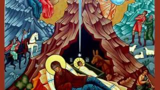 Russian chant - Before Thy Cross