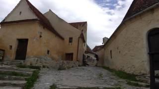 ルーマニア ブラショフ ルシュノフ要塞
