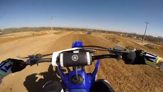 The 2018 Yamaha YZ125 is AMAZING!