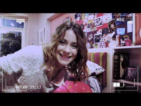 Diario de Rodaje: El cuarto de Violetta