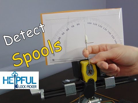 [129] How To Detect and Defeat Spool Pins By Their Feedback (Beginners Lock Picking)