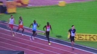 Pierre-Ambroise Bosse champion du monde du 800m