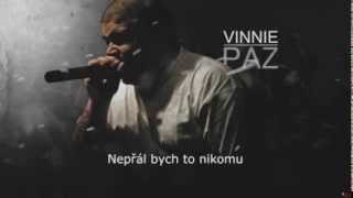 Vinnie Paz - Is Happiness Just A Word? /CZ PREKLAD/