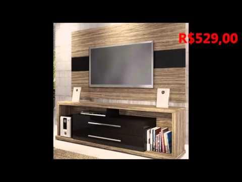 Loja Tudo De Casa Os melhores Racks com painel para Tv