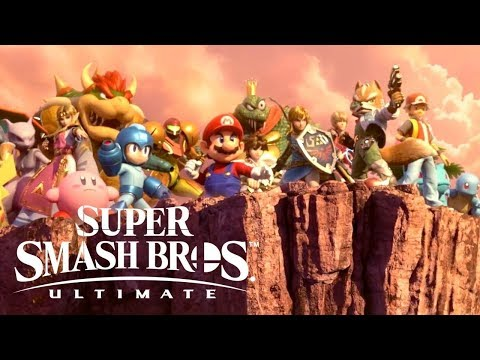 Super Smash Bros Ultimate Online Battles Come Challenge Me thumbnail