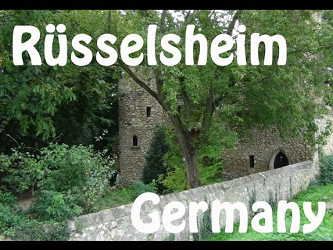 Rüsselsheim @ Deutschland - Home of Opel Cars - Russelsheim @ Germany