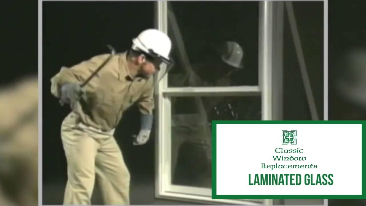 laminated glass windows acoustic toughened glass vs laminated glass classic window replacements youtube