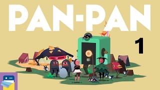Pan-Pan: iOS iPhone Gameplay Walkthrough Part 1 (by Spelkraft)
