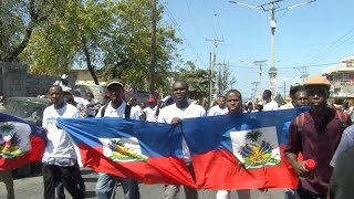 Haiti, Anti-Dominican March