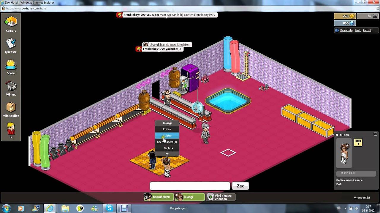 Dox hotel kom op youtube kamer youtube