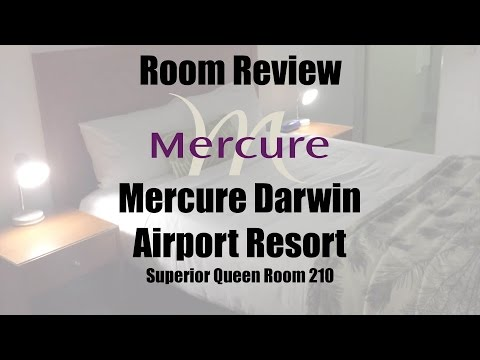 Mercure Darwin Airport Resort Superior Queen Room 210 - Revi