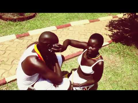 Bar myel  by City boy Acholi  traditonal music 2018